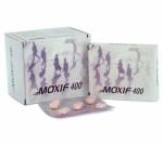 Moxif 400 mg (5 pills)