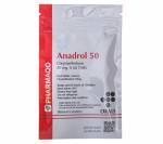 Anadrol 50 mg (60 tabs)